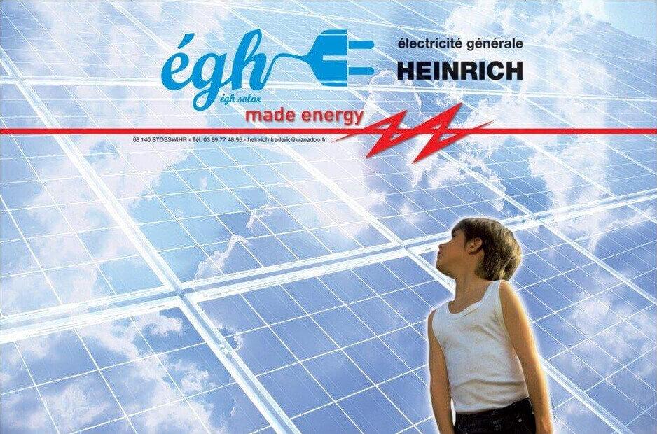 Électricien spécialisé en domotique à Colmar et Munster, EGH (Électricité Générale Heinrich)
