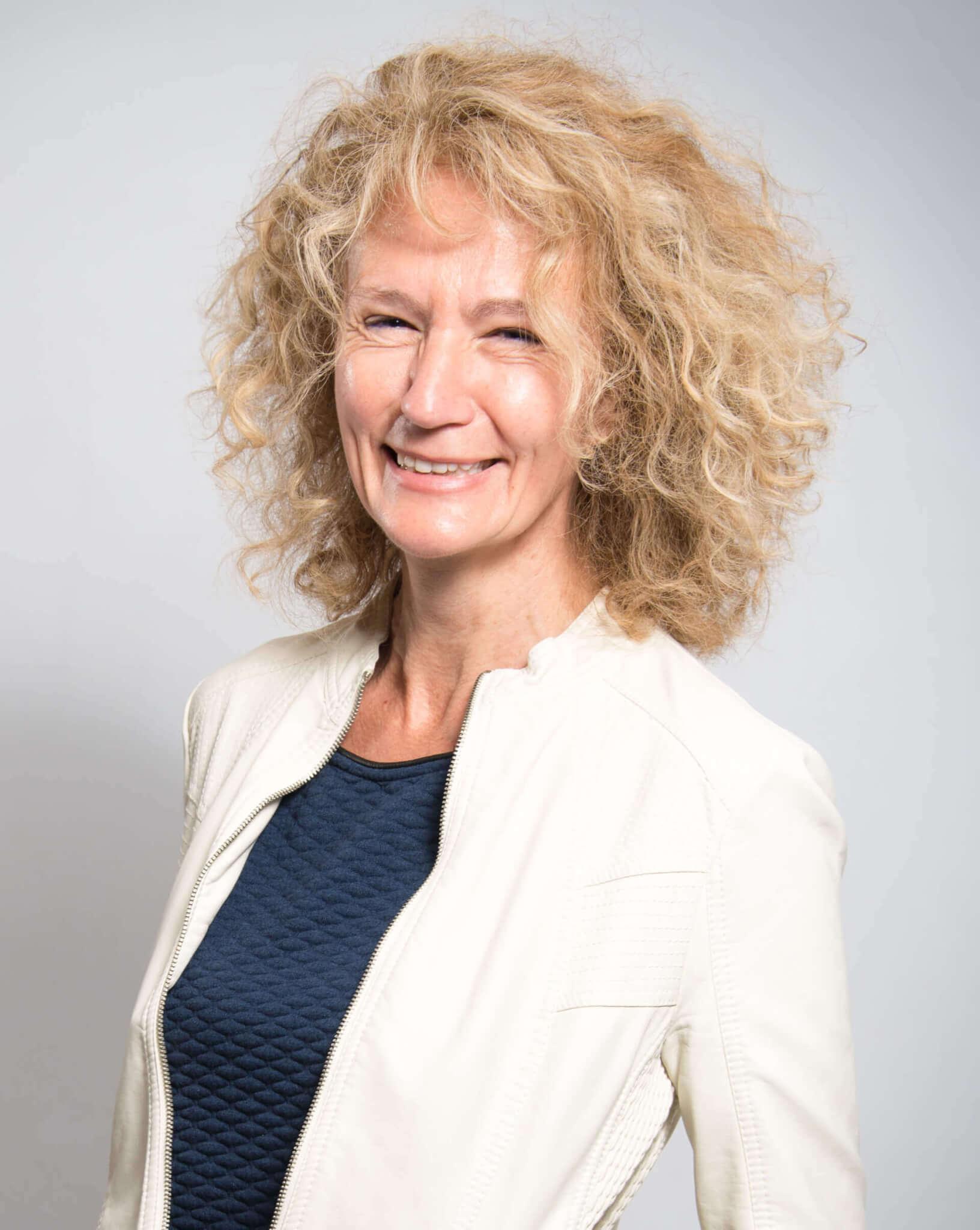 Martine Wonner, députée du Bas-Rhin