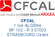 CFCAL, partenaire de la société ALCOFI pour le rachat de crédits immobiliers & de crédits à la consommation